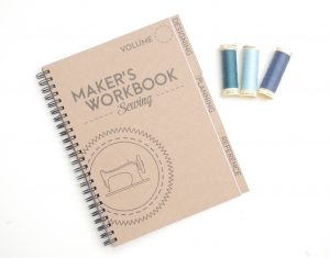 British made sewing planner from Creative Industry