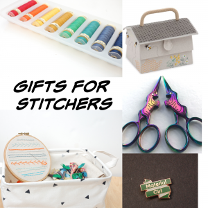 Gift ideas for people that sew