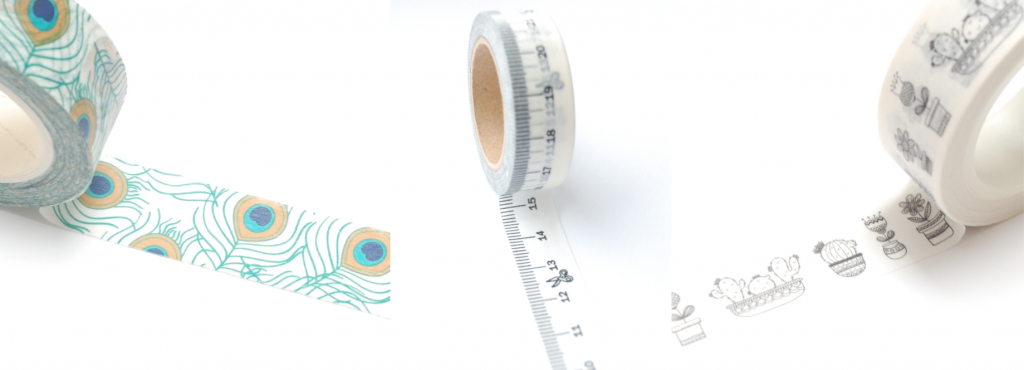 Washi tapes available to buy in the UK